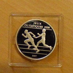 Congo 1000 CFA Olympic...