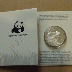 Fiji 10$ 1986 Frog WWF...