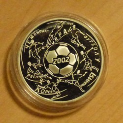 Russie 3 rubles 2002...