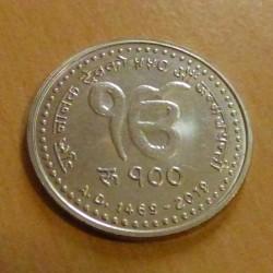 NEPAL 100 rupees 2019-2076...