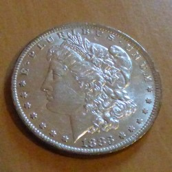 US 1$ Morgan dollar 1883-O...
