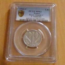 France 2 francs 1944-C...
