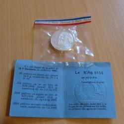 France 10 francs 1982...