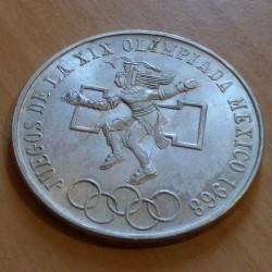 Mexico 25 peso 1968...