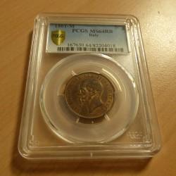Italy 5 Centesimi 1861-M...
