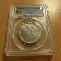 France 5 Francs 1945B...